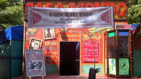 Eigen Vlees Eerst Peter Zegveld en Mathieu van den Berk Parade 2012 6 480x270 - EIGEN VLEES EERST