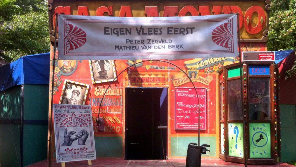 Eigen Vlees Eerst Peter Zegveld en Mathieu van den Berk Parade 2012 6 958x540 - EIGEN VLEES EERST