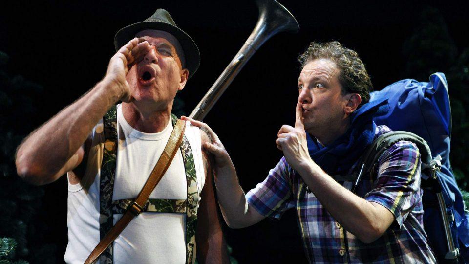 Ongewone Gebeurtenissen Peter Zegveld en Mathieu van den Berk Jeugdtheater 6 960x540 - ONGEWONE GEBEURTENISSEN